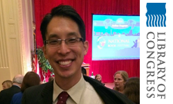 Gene Yang at Library of Congress