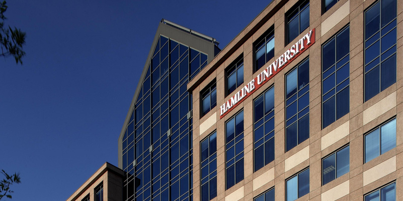 Hamline School of Business' Minneapolis Campus
