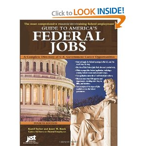 Book Cover Federal Jobs